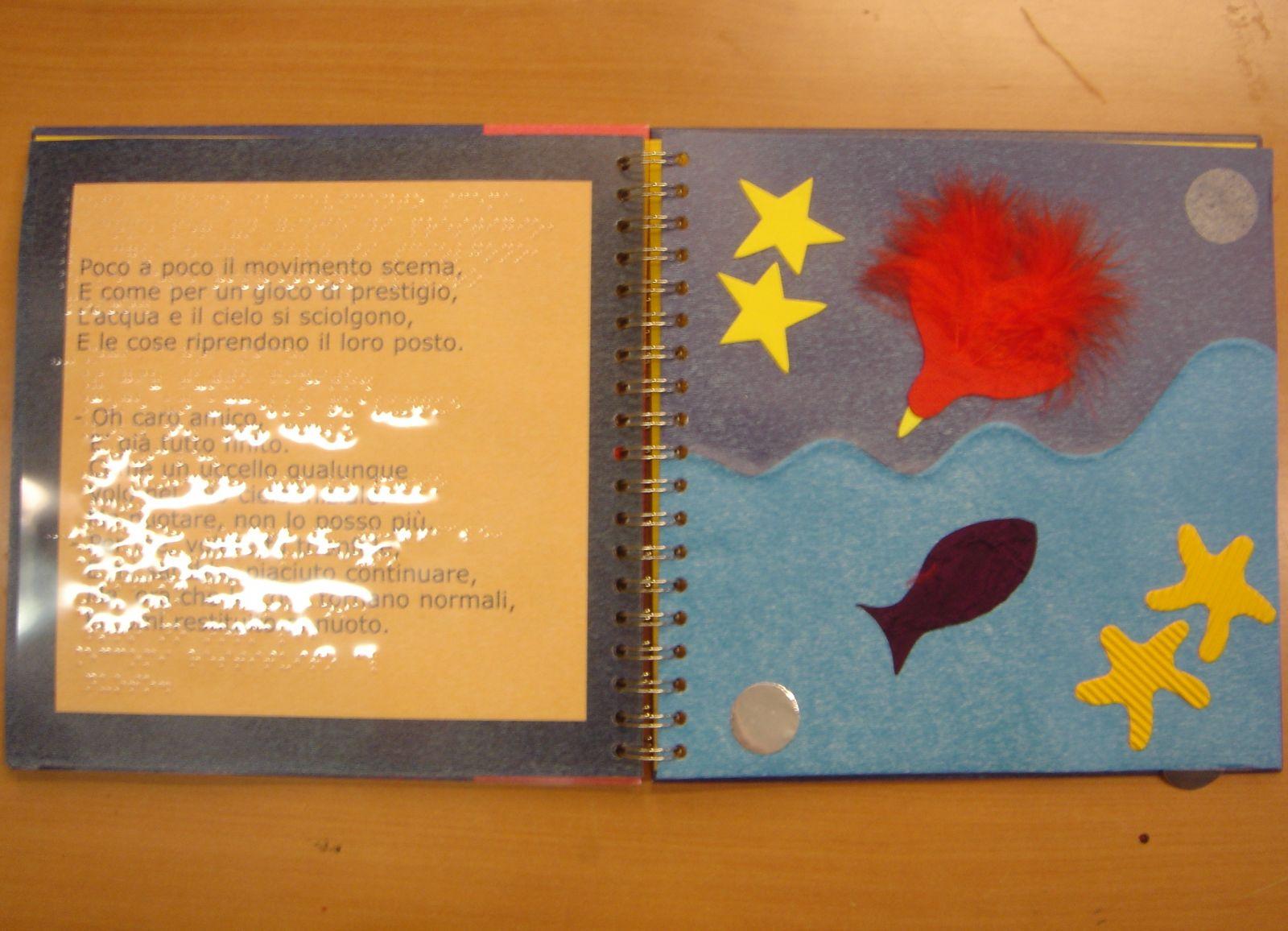 Libri in collage for Disegni per la casa degli artigiani